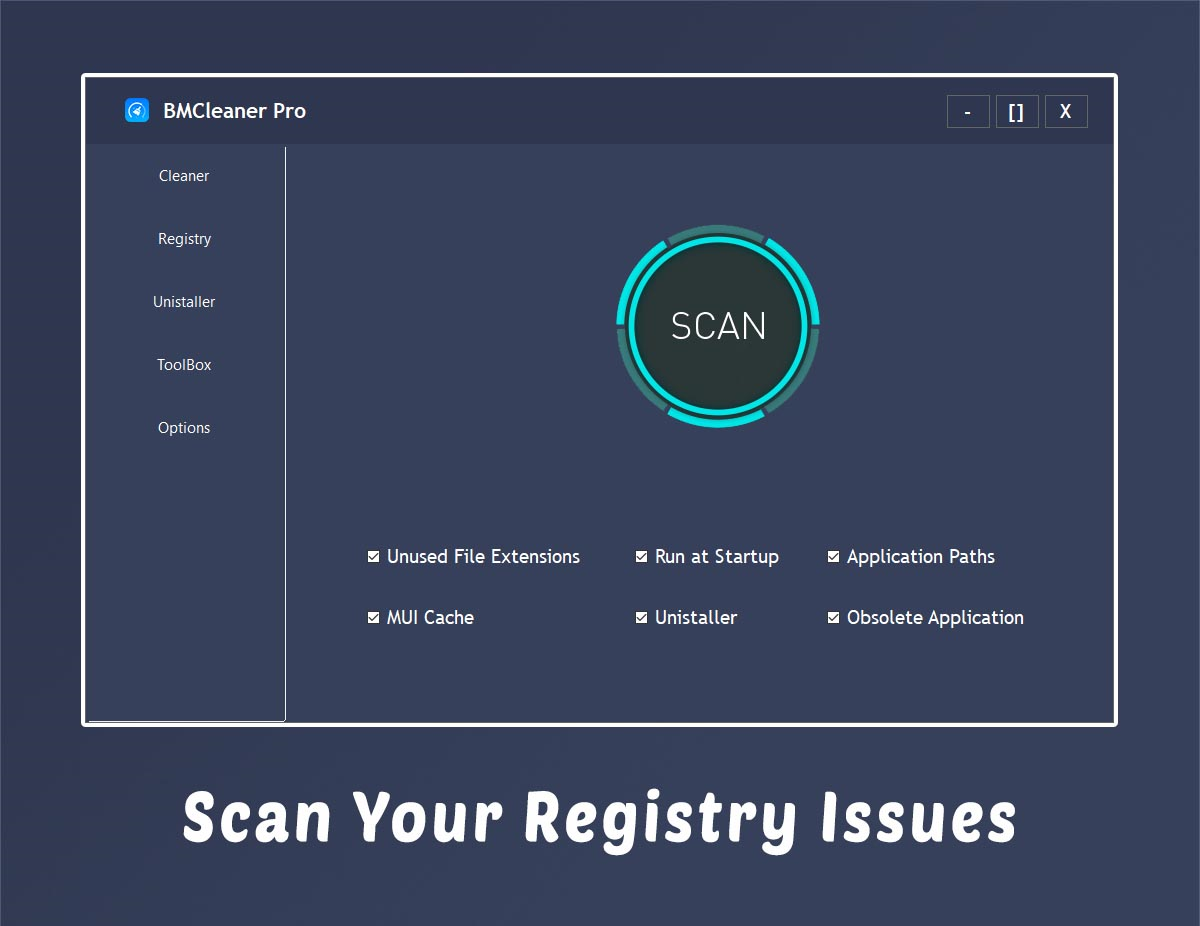 BMCleaner Pro - Full Application Source Code - 4