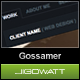 Gossamer - ThemeForest Item for Sale