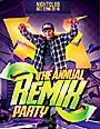 Remix Party Flyer