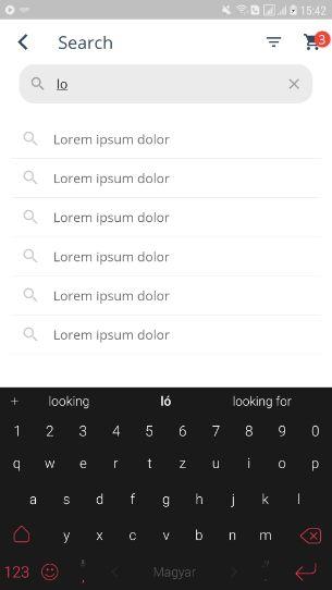 Relin - E-Commerce-App-Vorlage für Flattern - 22