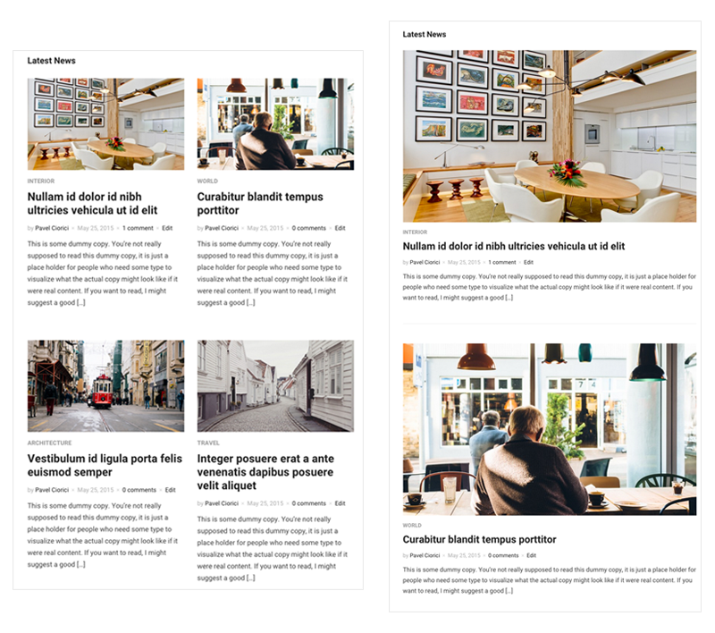 Insight - Minimal Magazine & WooCommerce WP Theme  - 1