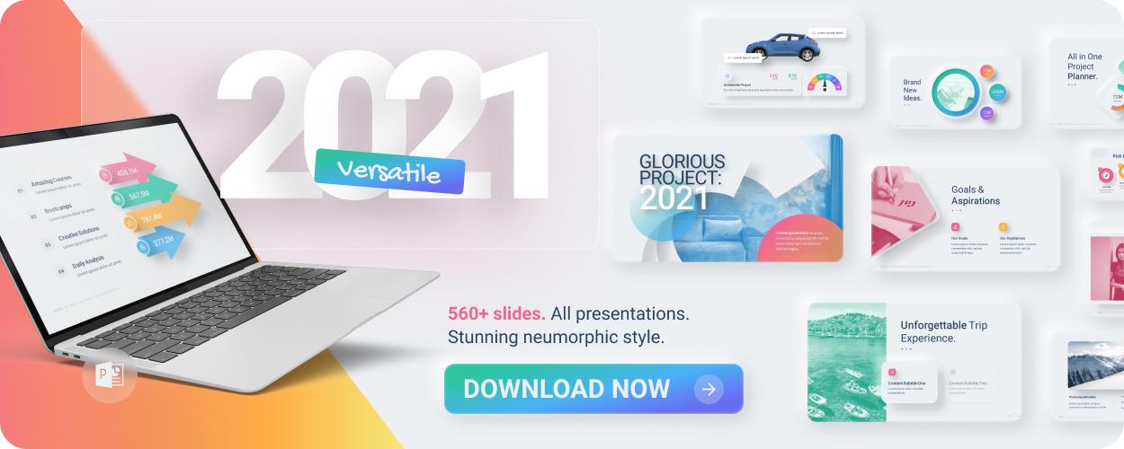 2021 Ultimate Multipurpose Premium PowerPoint Presentation Template - 3