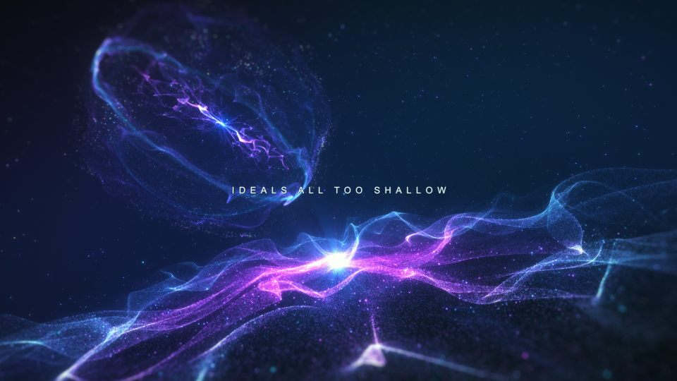 Particle Space Titles by MozyGFX | VideoHive