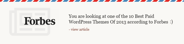 Retro - Vintage WordPress Theme - 1
