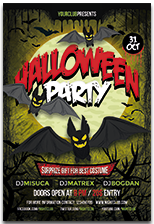 Halloween Party Flyer - 11