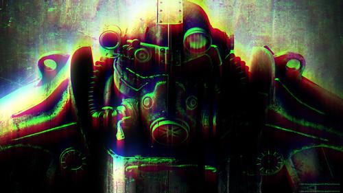 Glitch Twitch RGB TV Noise - 3