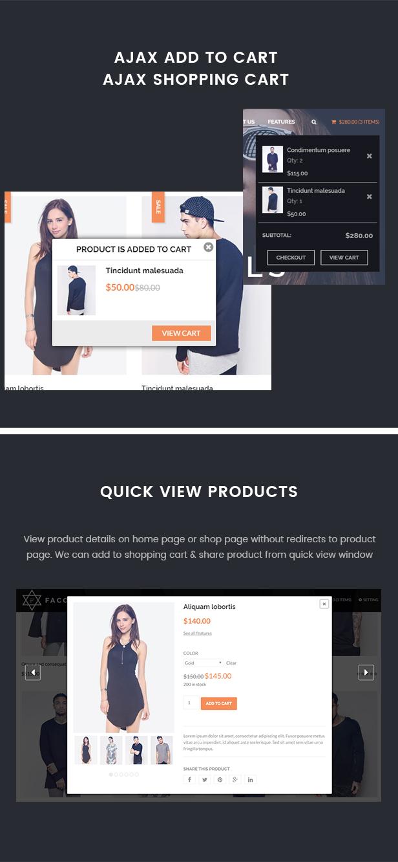 Facon - Fashion Responsive WordPress Theme 26