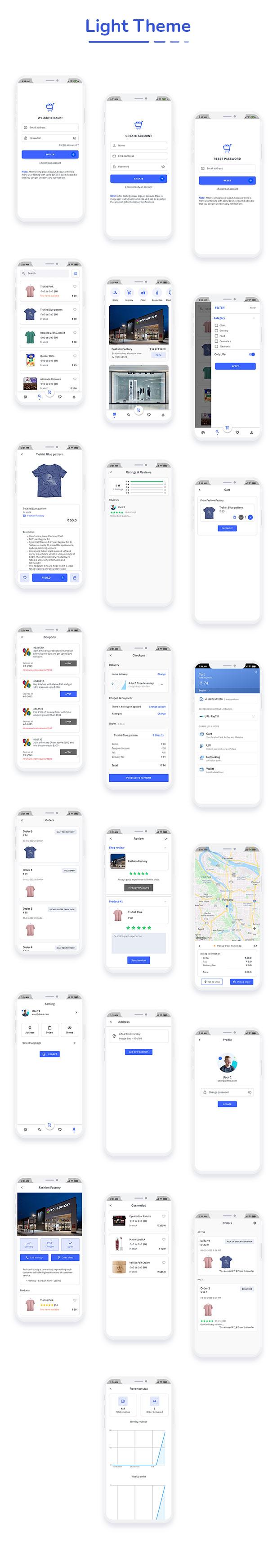 EMall | Multi Vendor E-Commerce Full App - 13