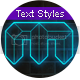 Comic Book - Text Styles - 24