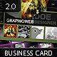 Initials Business Card 5.0 - 1