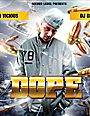 Dope Mixtape / Flyer or CD Template