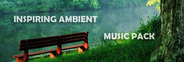 Bestseller: Inspiring Ambient Music Pack