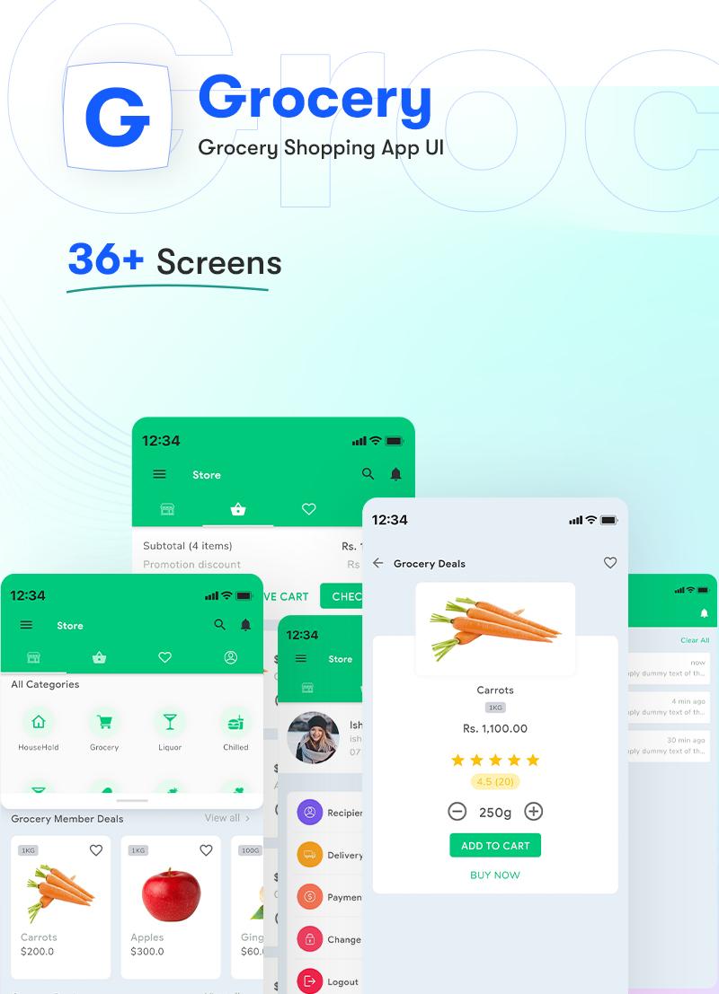 ProKit - Best Selling Flutter UI Kit - 9