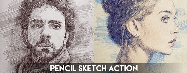 Archi Sketch Photoshop Action - 20