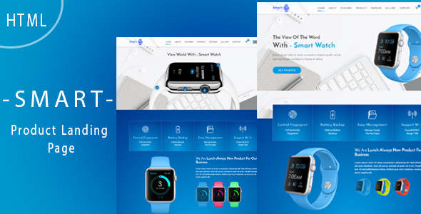 Product Landing Page - Landing Pages Marketing