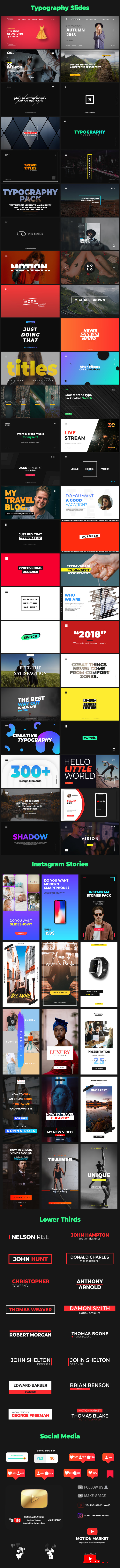 Typography Design Pack - 4