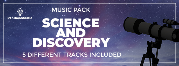 Science And Discovery Music Pack