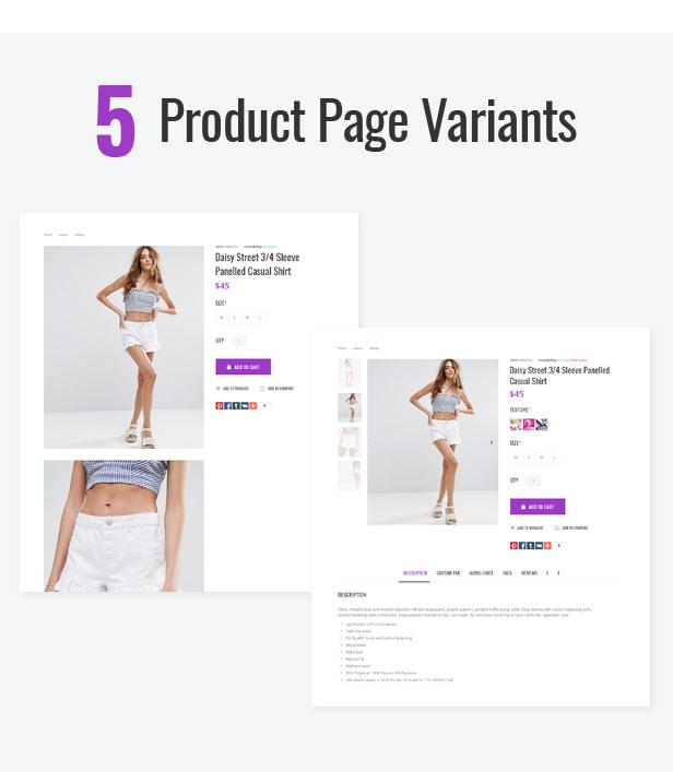 BuyShop - Best Magento theme