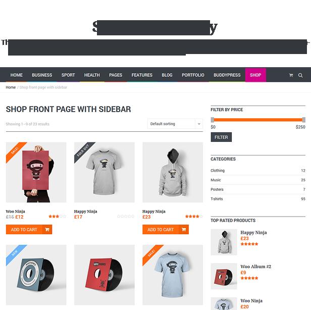 Revija - Premium Blog/Magazine HTML Template - 9