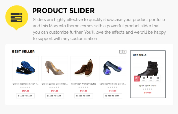 shoes shop magento