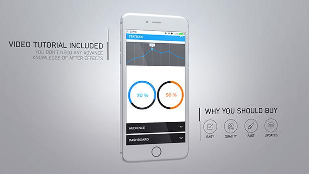 Mobile App Promo - 10