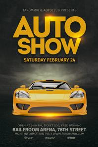 90-Auto-show-flyer