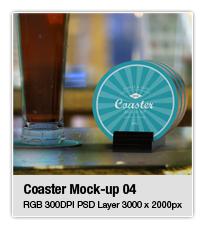 Ceramic Coaster Mock-up v5 - 5