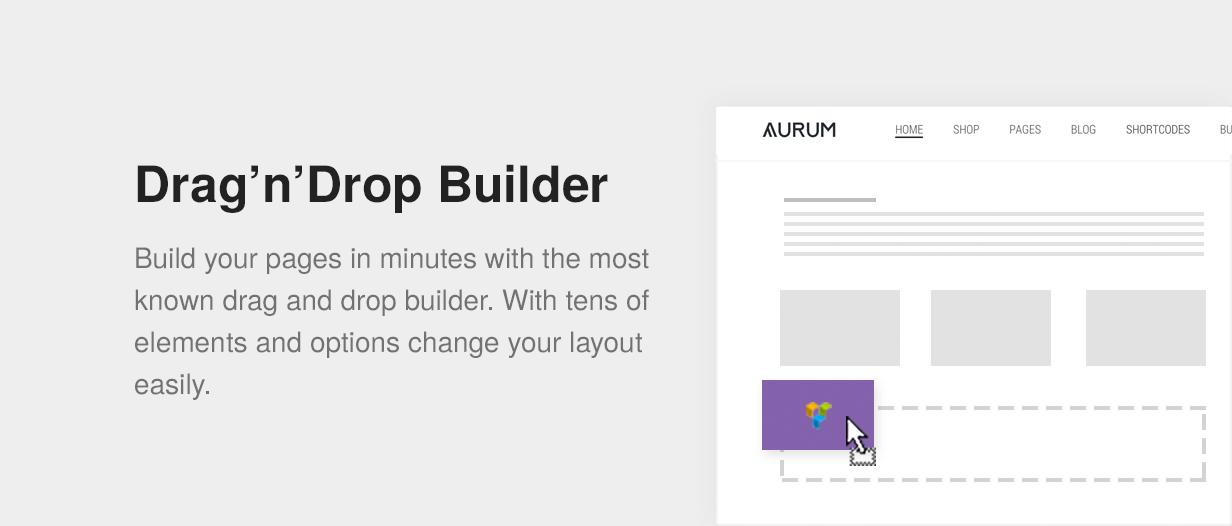 Aurum - Minimalist Shopping Theme - 14