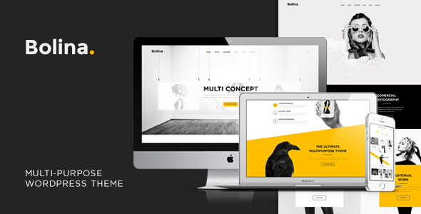Multipress - Responsive HTML5 Template - 28