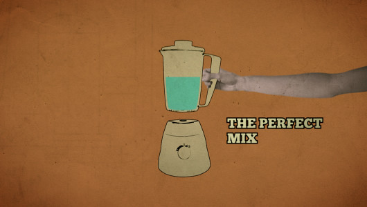 The Perfect Mix - Logo Reveal - 3