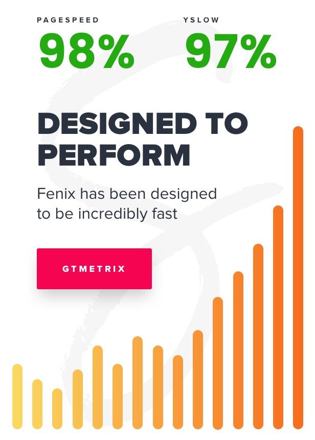 Fenix - Responsive Multi-Purpose WordPress theme - 8