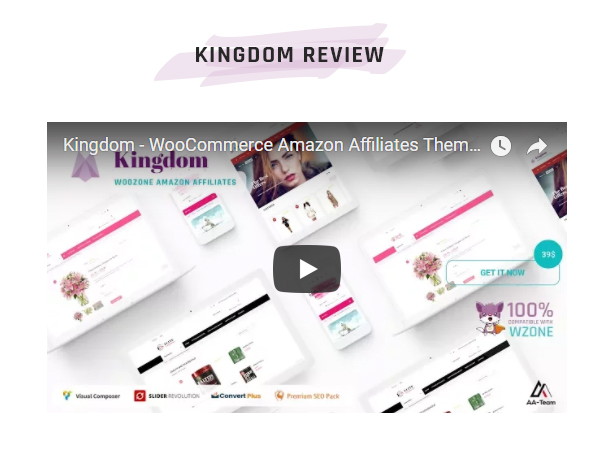 Kingdom - WooCommerce Amazon Affiliates Theme - 5