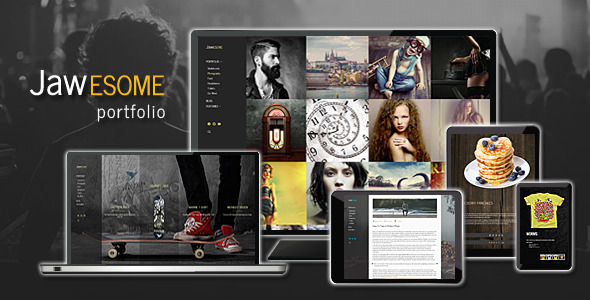JAWesome portfolio