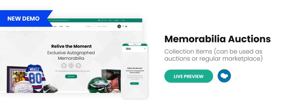 iBid - Multi Vendor Auctions WooCommerce Theme - 20