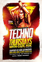 Techno Thursdays