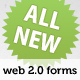 Web 2.0 Style web elements/buckets [New Version] - 8