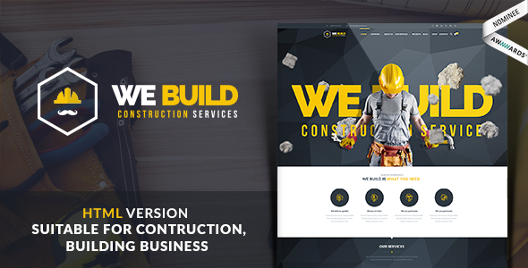 We Build - WP Construction, Building Business, Renovation and Architecture - 57