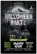 Halloween Party Flyer - 9