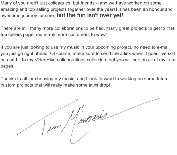 VideoHive Note