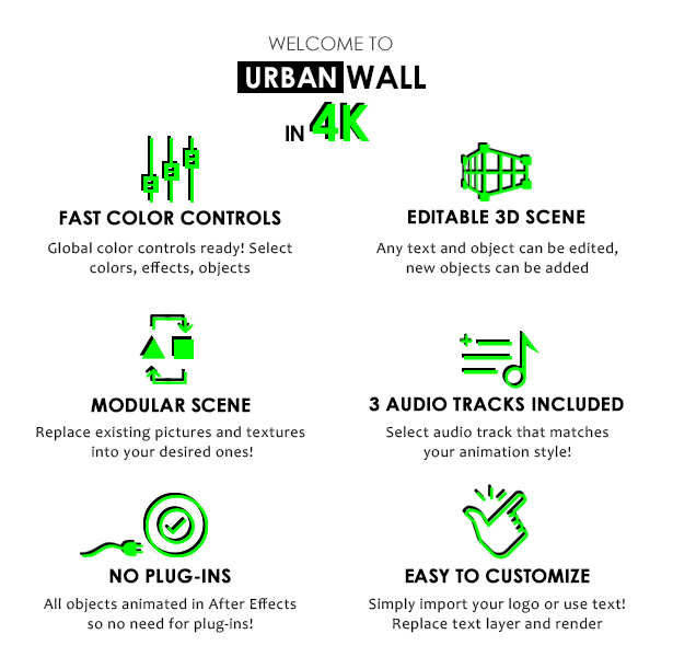 Urban Wall Kit | Graffiti Street Art