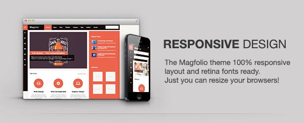 Magfolio - WP WooCommerce Portfolio Blog Theme 48