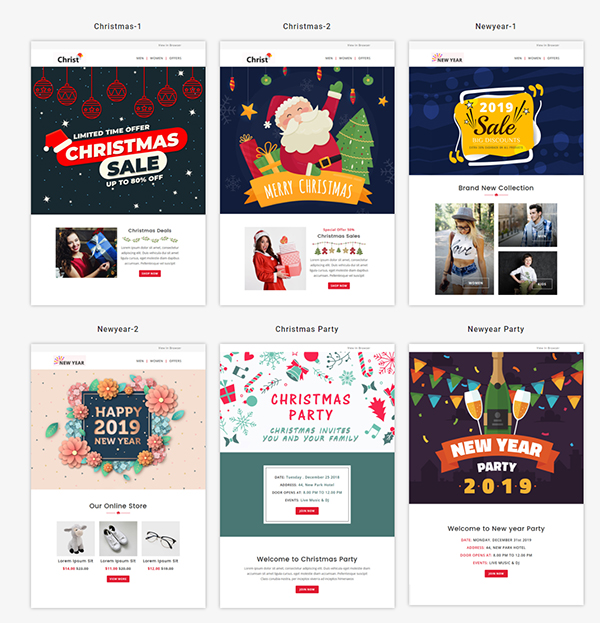 flash responsive email template stampready builder