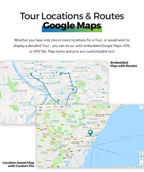 Travelicious - Tourism, Travel Agency & Tour Operator WordPress Theme - 4