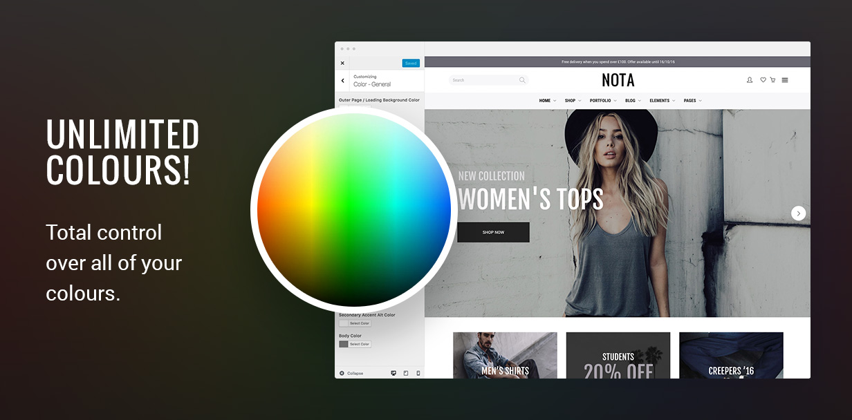 Nota - Creative Multi-Purpose eCommerce Theme - 16