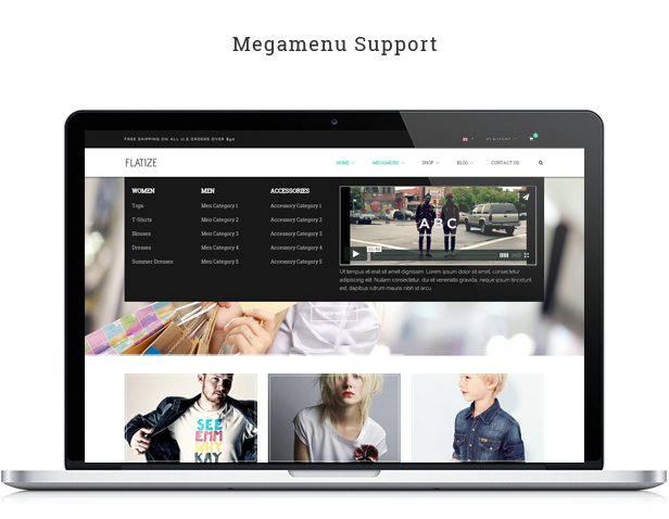 JMS Flatize - Fashion Responsive Prestashop Theme - 4