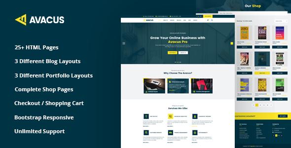 Pixel Market Online Marketplace HTML5 Template - 11