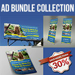 Trade Show Billboard Template - 32
