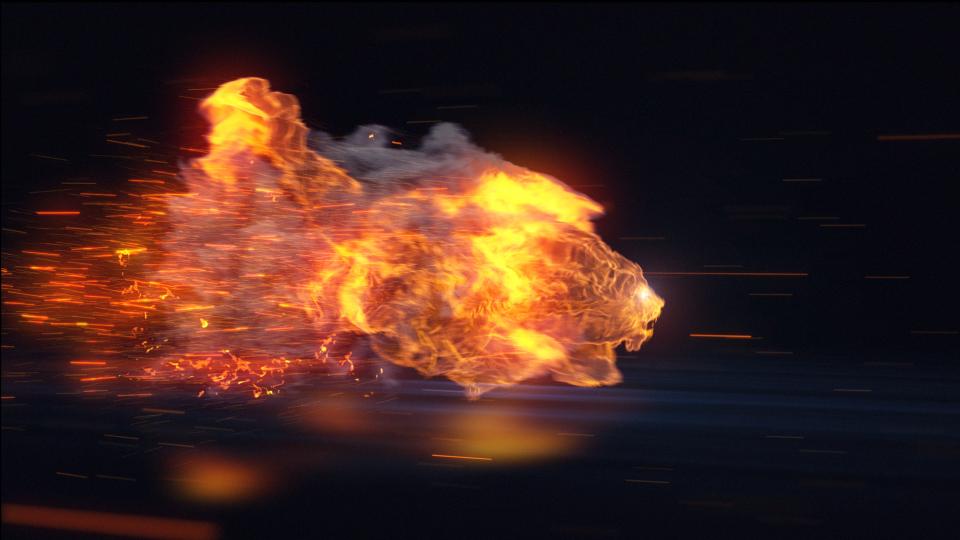 Apex Predator | Lion Reveal - 1