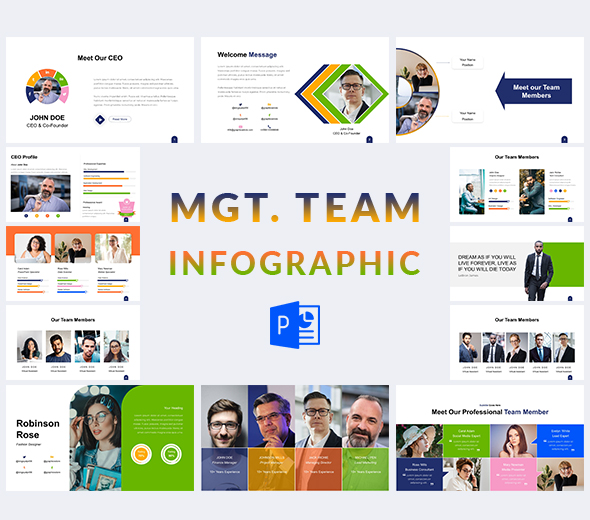 Management-Team-Infographic-Template