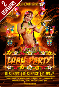 Mexican Party Flyer - 39